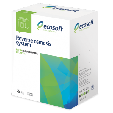 Система обратного осмоса 5-50 Ecosoft c помпой